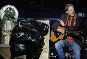 tom chapin and oscar the grouch