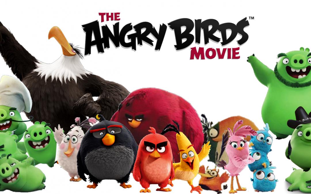 Double Bonus! – Angry Birds