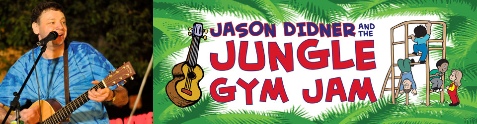 Bonus! Jason Didner from the Jungle Gym Jam