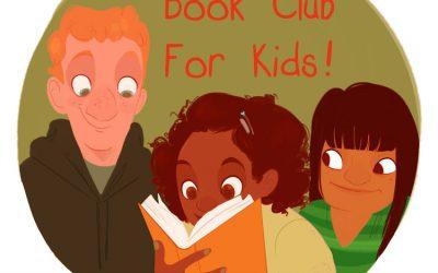 Episode #52 – Kitty Felde from Book Club For Kids