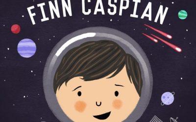 Episode #57 – Jonathan Messinger (The Alien Adventures of Finn Caspian)
