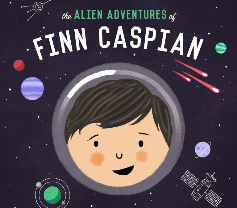 Episode #57 – Jonathan Messinger (The Alien Adventures of Finn Caspian)