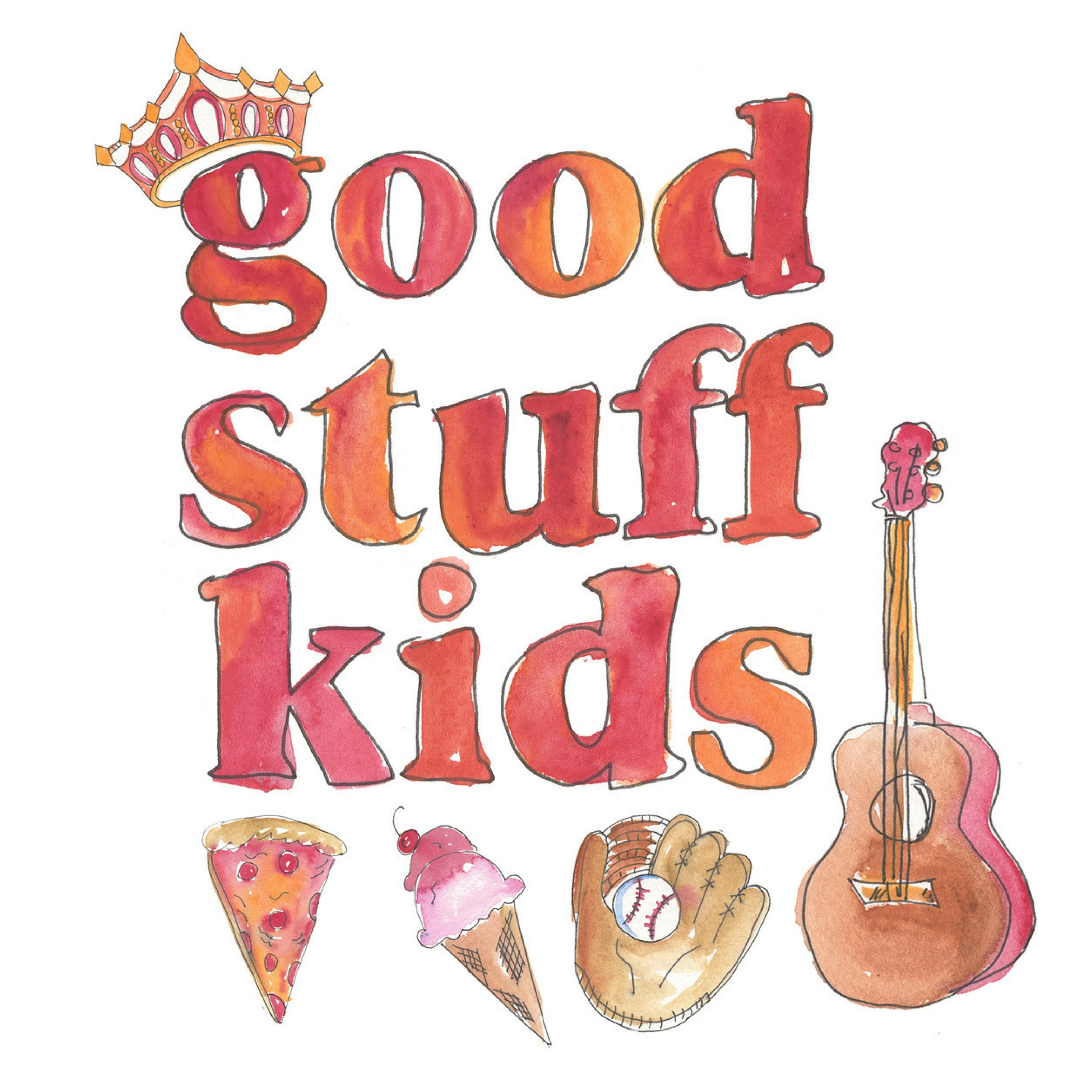 Kids Listen: Good Stuff Kids