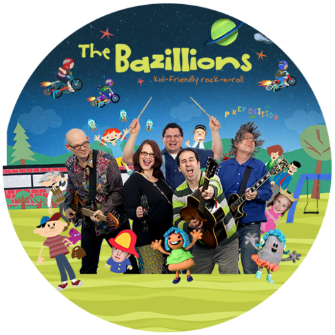 Episode #90 – The Bazillions