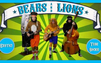 Episode #139 – Bears and Lions