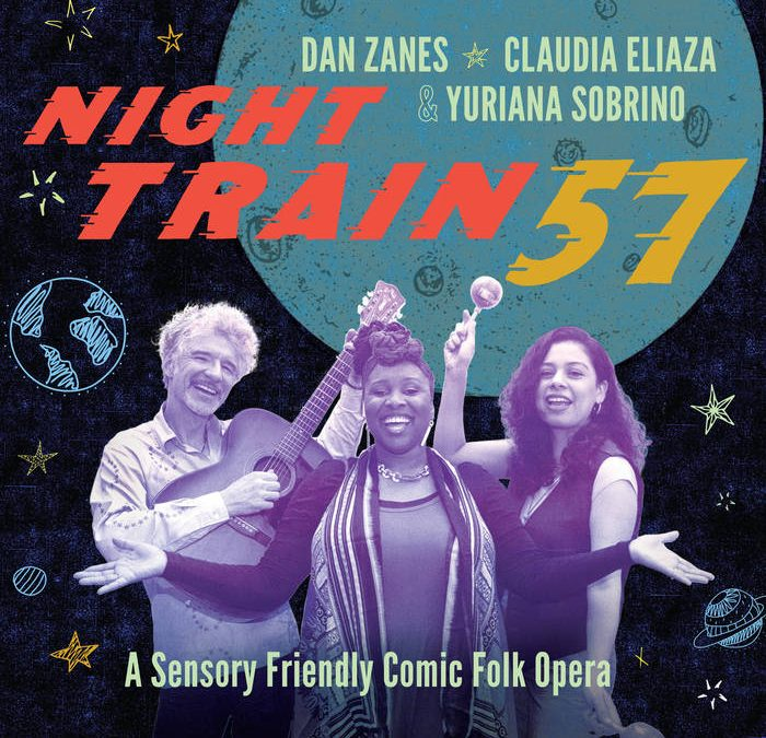 Episode #175 – Dan Zanes and Claudia Eliaza