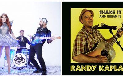 Episode #204 – Lucky Diaz / Randy Kaplan Return