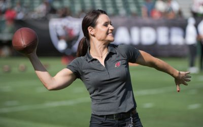 Good Stuff Sports #24 – Dr. Jen Welter