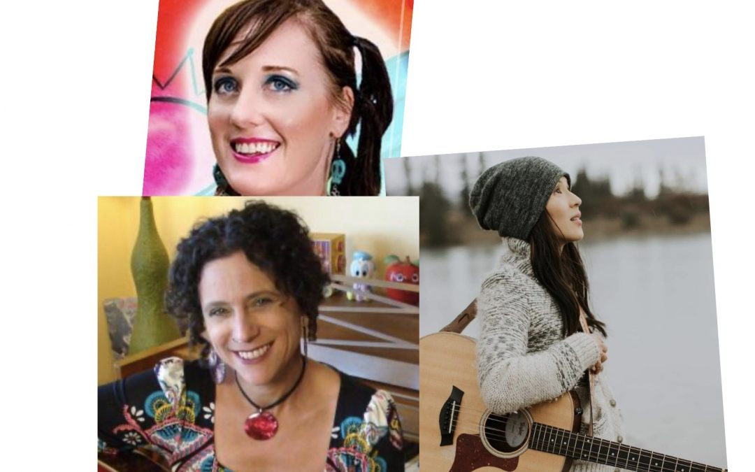 Episode #235 – Ginalina, Super Stolie, and Alison Faith Levy