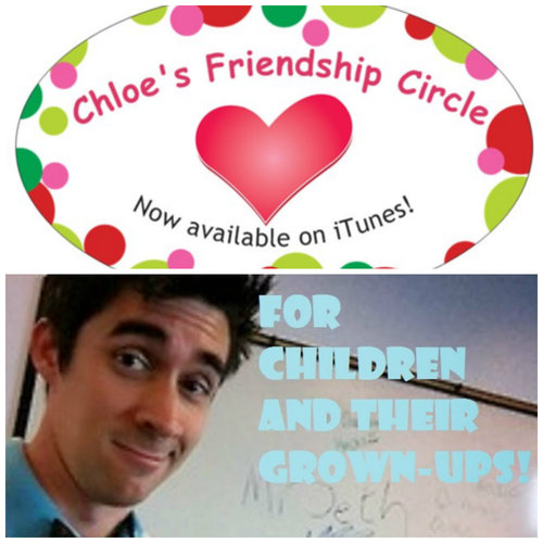 Episode #43 – MisterSeth / Chloe from Chloe's Friendship Circle
