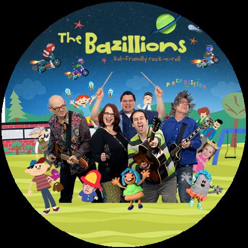 Episode #90 – The Bazillions