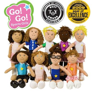 Good Stuff Sports #11 – Jodi and Kara from Go! Go! Sports Girls