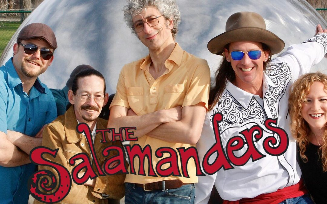 Episode #107 – Cowboy Andy (From The Salamanders)
