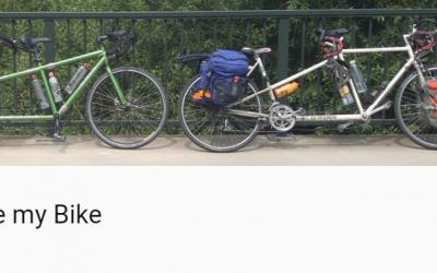 Good Stuff Sports #15 – I Like to Ride My Bike (Lisa and Mike)