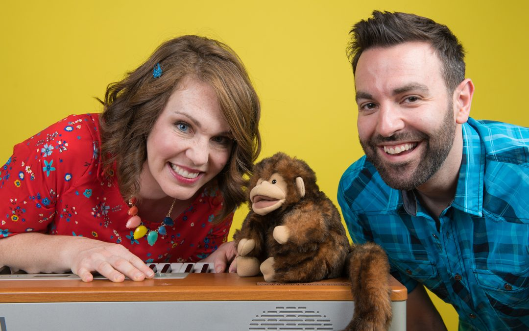 Episode #192 – Mr Jon and Friends (Jon and Carrie Lewis)